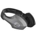 OVLENG S33 inalámbrico Bluetooth V4.1 Super Bass auriculares - gris + negro