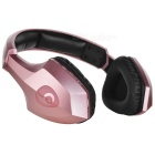 OVLENG S33 Wireless Bluetooth V4.1 Super Bass Headphone - Rose Gold
