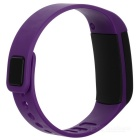 KICCY UP8 TPU + ABS Detachable Bluetooth Sport Smart Bracelet - Purple