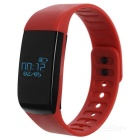 KICCY UP8 TPU + ABS Detachable Bluetooth Sport Smart Bracelet - Red