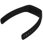 KICCY UP8 TPU + ABS Desmontable Bluetooth Sport Smart Bracelet - Negro