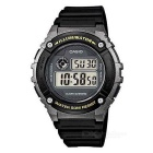 Casio W-216H-1B Digital Stopwatch Alarm Watch (Without Box)