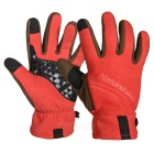 Outdoor Anti-Slip Anti-Pilling Wind-proof Warm Men / Women Gloves for Cycling, Climbing and Hiking