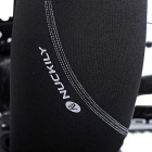 NUCKILY Leg Knee Sleeve Pad for Outdoor Sports Riding - Black / L Size