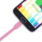 REMAX Fast Series Micro USB to USB Charge / Data Cable - Pink (100cm)