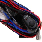 Qook DC 12V 40A HID Wiring Harness Controller for Car Driving Light