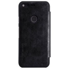 NILLKIN QIN Series Protective PU + PC Case for Google Pixel XL - Black