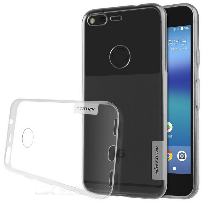 NILLKIN TPU Protective Case for Google Pixel XL - Transparent