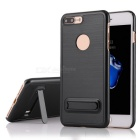Ultra Thin Protective PC Back Case w/ Holder Stand for IPHONE 7 PLUS