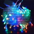 12W 200-LED Colorful Light Christmas Twinkle String Lights (20m)