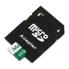 64GB High-Speed Color Micro SD / TF Card, Read Speed 50~80MB/s, Write Speed 10~13MB/s