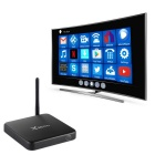 X98 Pro Octa-Core TV BOX w/ 2GB ROM, 16GB RAM - Black (US Plug)