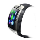 Q18 MTK6261D Smart Watch w / Встроенный Facebook WhatsApp-Silver