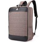 "DTBG D8174W 15.6"" Water-Resistant Unisex Laptop Backpack - Brown"