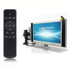 Kitbon 2.4G Wireless Air Mouse Remote Control for Smart TV - Black