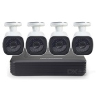 CCTV Surveillance System, Support Motion Detection / Night Vision / IR Distance 15m