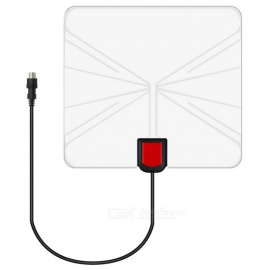 Amplified Indoor Digital Antenna HDTV ATSC DVB-T1 DVB-T2