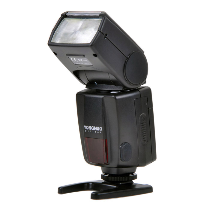 YN467 TTL Flash Speedlite for Nikon D700/D300/D200/D90/D80/D5000 (4*AA) godox mini tt350n 2 4g ttl hss 1 8000s camera flash speedlite for nikon d750 d7000 d7100 d7200 d5200 d5000 d300 d300s d3200