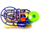 Rotation Motor Steel Balls Run Maze Track Toys for Age 5~7 Years Kids