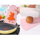 Mini Portable Antibacterial Chopping Block - Pink