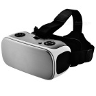 VR1 Quad-Core Android 5.1 Virtual Reality 3D Glasses - Black + White