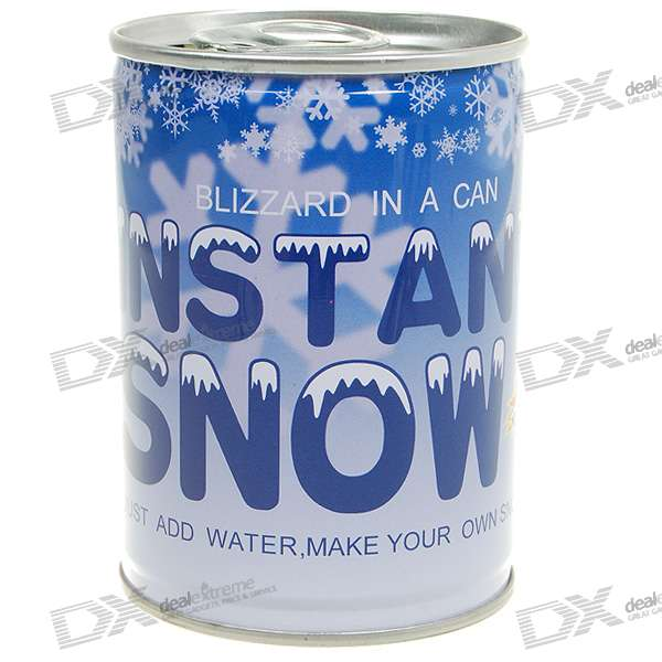 Instant Man-Made Snow Powder бра mantra nur 5830
