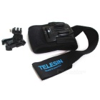 TELESIN 360' Rotating Arm / Wrist / Leg Fixing Strap for Gopro Hero 5