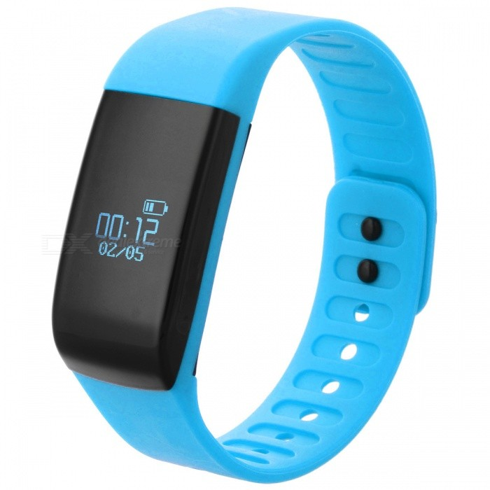 "KICCY UP08 0.66"" OLED TPU + ABS Bluetooth v4.0 Sport Smart Armband"