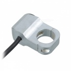 Eastor B025 12V 10A alliage d'aluminium phare de la moto 3-Wire switch