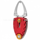 Premium Aluminium Mini Fish Grip Controller Fishing Tackle Tool - Red