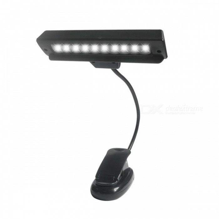 MLSLED Bright White Highlight 10 LED Clip USB Table Lamp Book LightTable Lights<br>Form  ColorBlackPower AdapterUSBModelMLX-XSD-4-0.5MaterialStainless steel + PCQuantity1 DX.PCM.Model.AttributeModel.UnitPowerOthers,0.5WRated VoltageOthers,4.5 DX.PCM.Model.AttributeModel.UnitTotal Emitters10Color BINCold WhiteDimmableNoColor Temperature12000K,Others,5500~7000KTheoretical Lumens40 DX.PCM.Model.AttributeModel.UnitActual Lumens22~35 DX.PCM.Model.AttributeModel.UnitBattery TypeAABattery Number3Packing List1 * LED lights1 * USB cable1 * Power supply<br>