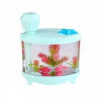 Goldfish Nightlight Ultrasonic Mute USB Mini Portable Humidifier