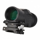 301 Tactical 3x Flip to Side Barlow Lens for 20mm Telescope - Black