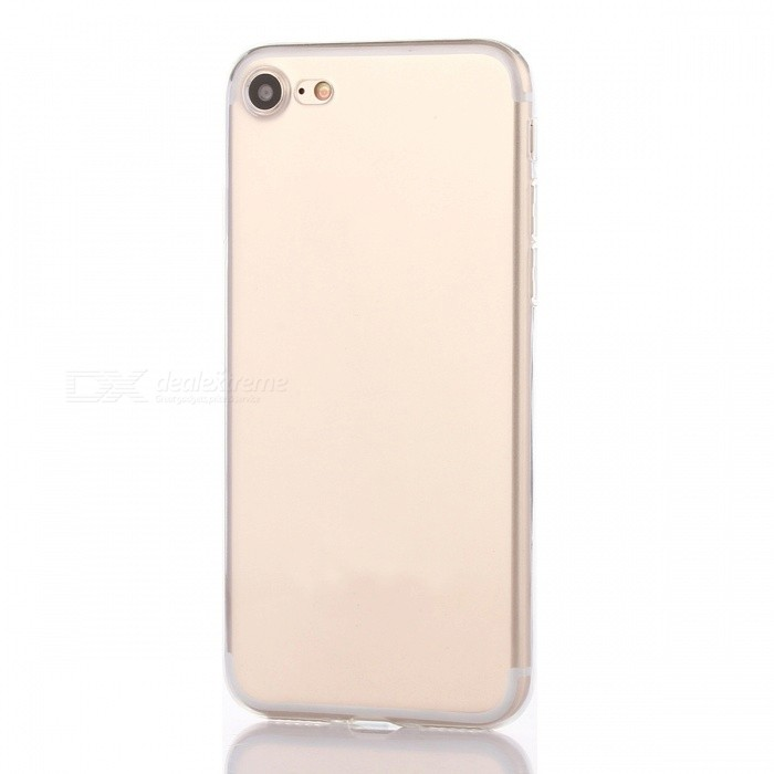 ASLING Protective Ultra-thin TPU Back Case for IPHONE 7 - TransparentTPU Cases<br>Form ColorTransparentModel-MaterialTPUQuantity1 DX.PCM.Model.AttributeModel.UnitShade Of ColorTransparentCompatible ModelsIPHONE 7Packing List1 * Protective case<br>