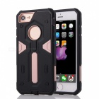 "Disassembly PC + TPU Back Case for IPHONE 7 4.7"" - Rose Golden + Black"
