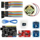 OPEN-SMART MP3 Player Kit w/ UNO R3 Board / Card / Touch Sensor Module
