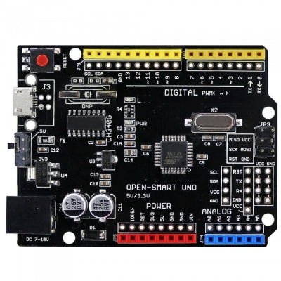 OPEN-SMART Micro UNO ATMEGA328P Development Board for Arduino UNO R3