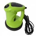 Mini Auto Car Cleaning Tool Waxing Polishing Machine - Black + Green