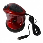 Mini Auto Car Cleaning Tool Waxing Polishing Machine - Black + Red