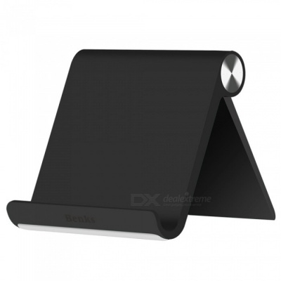 Benks Multi-Angle Stand Holder for Mobile Phone and Tablet - Black