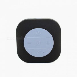 BTS-08 Small Waterproof Stereo Bluetooth Speaker w/ Suction Base