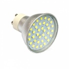 GU10 3W 36-2835SMD LED Cold White Light Energy-Saving Lamp / Spotlight
