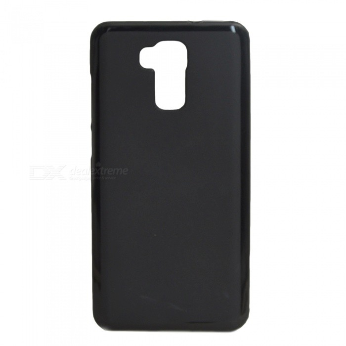 Protective TPU Back Case for DOOGEE Y6 - Black