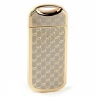 Maikou USB Charging Electronic Cigarette Lighter - Golden
