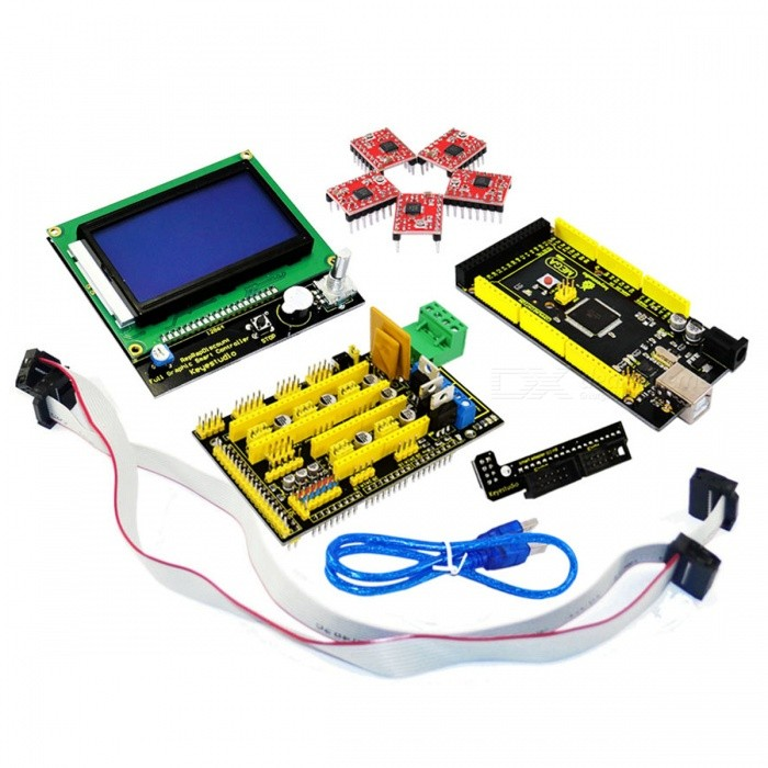 Keyestudio d printer kit for arduino reprap free