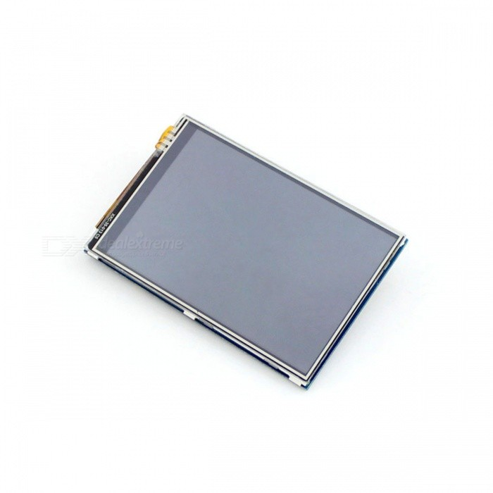 3.5 inch Touch Screen IPS TFT LCD Designed for Raspberry Pi - Blue