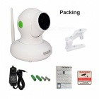 HOSAFE 1080P HD 4X Zoom Wireless IP Camera w/ 2-Way Voice (US Plugs)