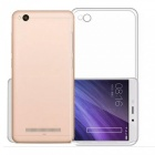 ASLING TPU Ultrathin Transparent Soft Back Case for Redmi 4A