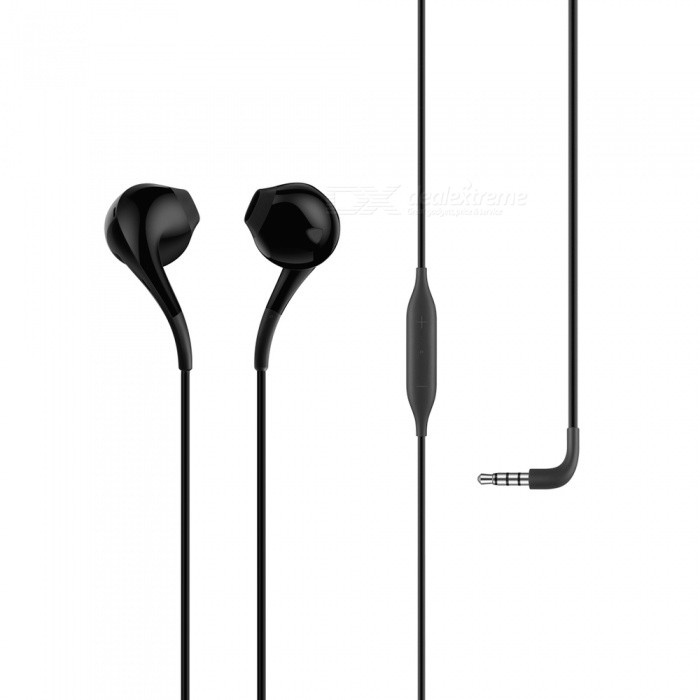 Meizu EP2X Premium HD Sound Wire Earphone Headset - Black (120cm)Headphones<br>Form  ColorBlackBrandOthers,MeizuMaterialPC/ABS + TPEQuantity1 DX.PCM.Model.AttributeModel.UnitConnection3.5mm WiredBluetooth VersionNoHeadphone StyleBilateral,EarbudWaterproof LevelIPX0 (Not Protected)Applicable ProductsUniversalHeadphone FeaturesPhone ControlSupport Memory CardNoSupport Apt-XNoPacking List1 * Earphone<br>