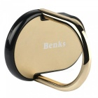 Benks Magic Shock Absorption Ring Stand for Mobile Phone - Golden